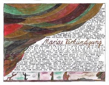 maria heimsuchung texte